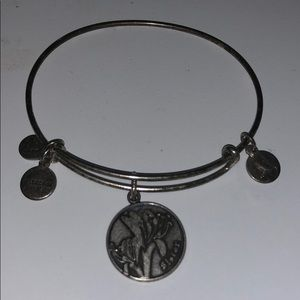 Alex and Ani sister bracelet